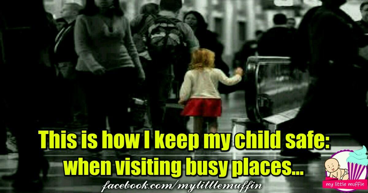 Child lost