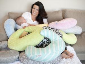 Boppy pillow mylittlemuffin hcg